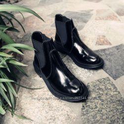 Ботинки Zara . Реал. фото. Новая коллекция