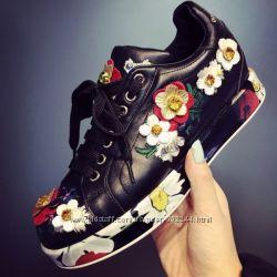 Спортивные туфли Dolce&Gabbana. Реал. фото