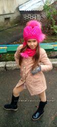Неймовірне пальто для дівчинки Blumarine