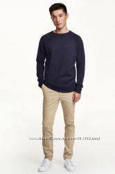 брюки мужские Chinos Slim fit, 38EUR