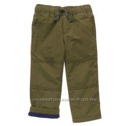 утепленные штаны Gymboree 3T