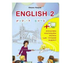 Підручник Англійська мова, Літературне читання
