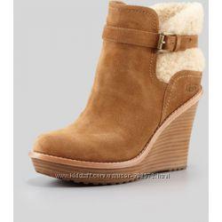 Шикарные новые ботиночки на платформе ugg оригинал