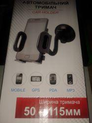 Автомобильный держатель для телефона тримач  2