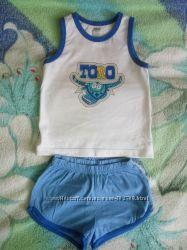 Продам летнюю пижамку для мальчика ф. Смил р. 116