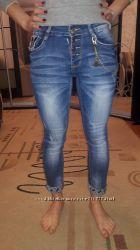Веселые джинсики весна-лето рр 25-30