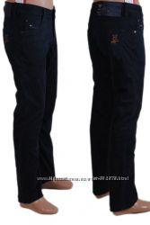Брюки джинсы темно синие деми рр 28