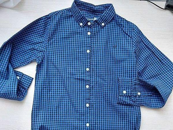 Рубашка Primark на мальчика 8-9 лет , 134 см