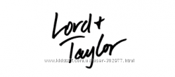 Lord and Taylor фри шип от любой суммы