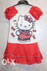 Новое платье Китти 3-4 года
