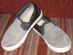 Мокасины туфли Kidkanaї для садика или улицы