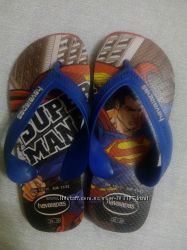 Шлепки - вьетнамки супермен Havaianas