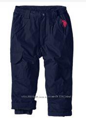 Зимние утепленные штаники американского бренда U. S. Polo Association