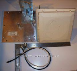 Антенна WiFi 2. 4 GHz  17dBi панельная узконаправленная