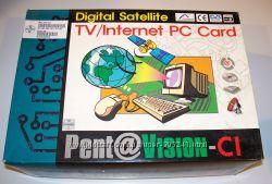 ТВ-Тюнер DVB PentaMedia PentaVision CI - спутниковое ТВ