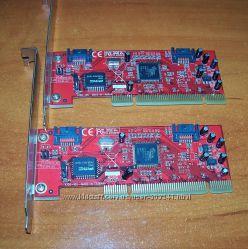 ST-Lab Raid Controller A-390 PCI SATA 150 2 port