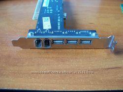 Плата расширения STLab F-116 USB  IEEE1394
