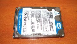 жесткий диск WD2500BPVT 250Gb SATA для ноутбука