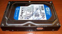 жесткий диск WD 1600AAJB 160Gb IDE для ПК
