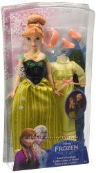 Кукла Анна дисней серия день коронации холодное сердце Disney frozen corona