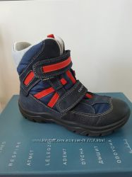 Зимние ботинки GEOX, р. 33, бу, отличное состояние