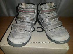 демисезонные ботинки на мальчика Ecco 27 размер