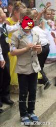 Костюм выпускной детский сад