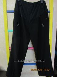 брюки для беременых на широкие бедра