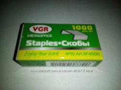 Скобы  105 VGR 4500 заточенные, 1000шт