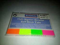 Закладки клейкие бумажные DONAU 7576001PL-99