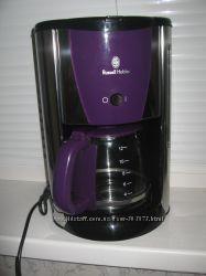 Кофеварка капельная Russell Hobbs Purple Passion 15068-56