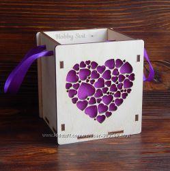 Подарочная коробочка на 14 февраля
