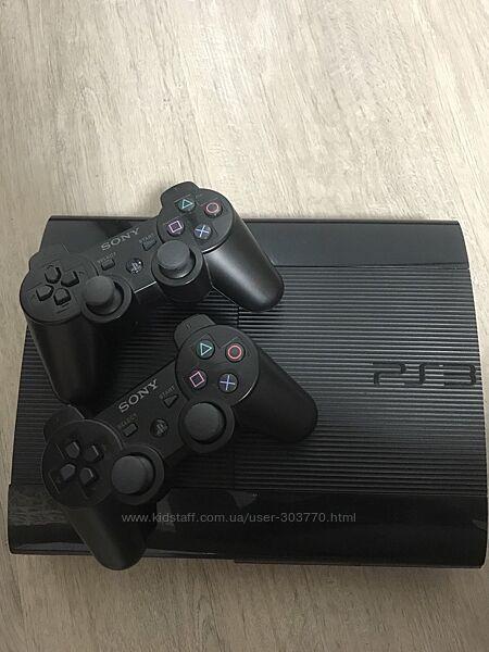 Приставка SONY PS 3 Super Slim