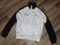 Спортивна куртка фірмова adidas S M