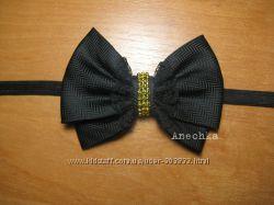 Женская бабочка-галстук ручной работы