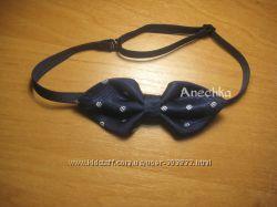 Мужская бабочка-галстук ручной работы