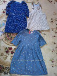 фирменные платье boden next