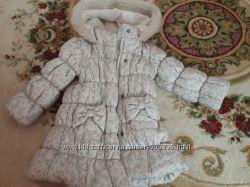 фирменное пальто , куртка