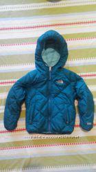 Пуховая двусторонняя куртка The North Face