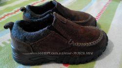 Теплые туфли Timberland