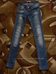Летние джинсы АMN. Состояние идеальное.