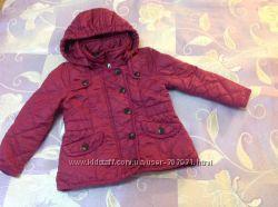 Куртка на девочку 2-3 фирмы H&M