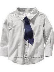 стильная рубашка OLD NAVY 4t