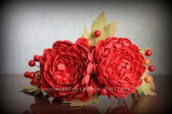 Курс по изготовлению цветов из фоамирана и свадебной флористике