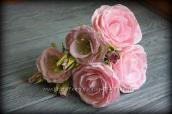Курс свадебной флористики из фоамирана