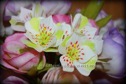Полный онлайн курс флористики из фоамирана