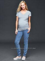Модные джинсы GAP для беременных размер  27, 28, 29 и 30