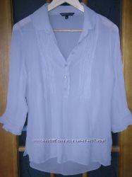 шелковая блузка M&S