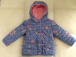 Стильная деми курточка NEXТ для принцессы р. 98