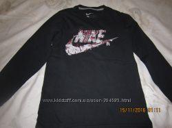 Стильный реглан Nike  для мальчика 8-10 лет оригинал